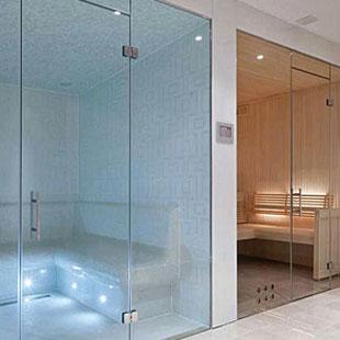 Bespoke Frameless Glass Commercial Enclosures