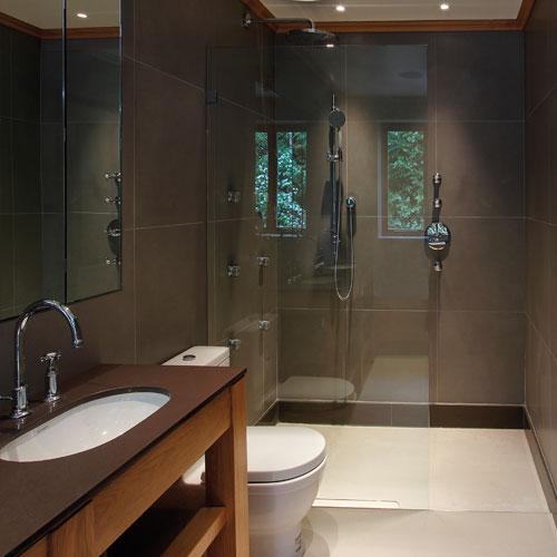 Bespoke Frameless Glass Showers and Bathrooms