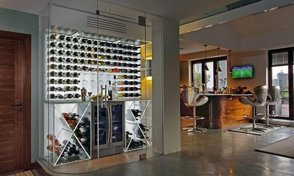 Frameless Glass Wine Cellar Manufacturers Cellar